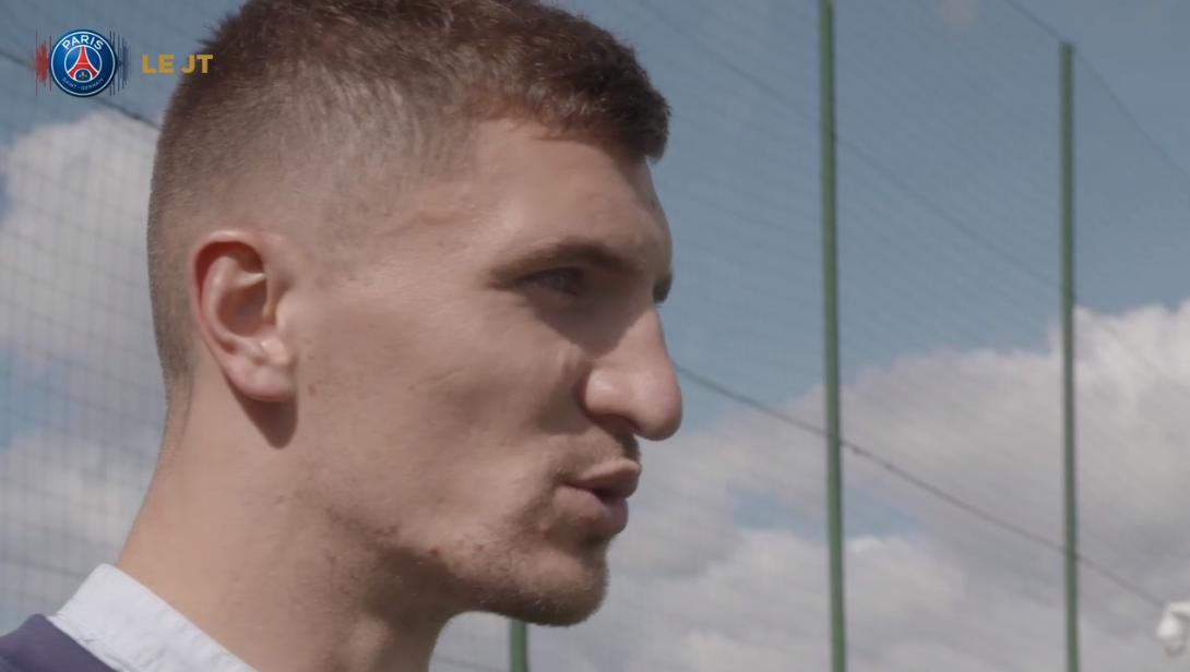 """Meunier """"Si je prolonge au PSG, j'aurais le plus beau contrat de ma carrière"""""""