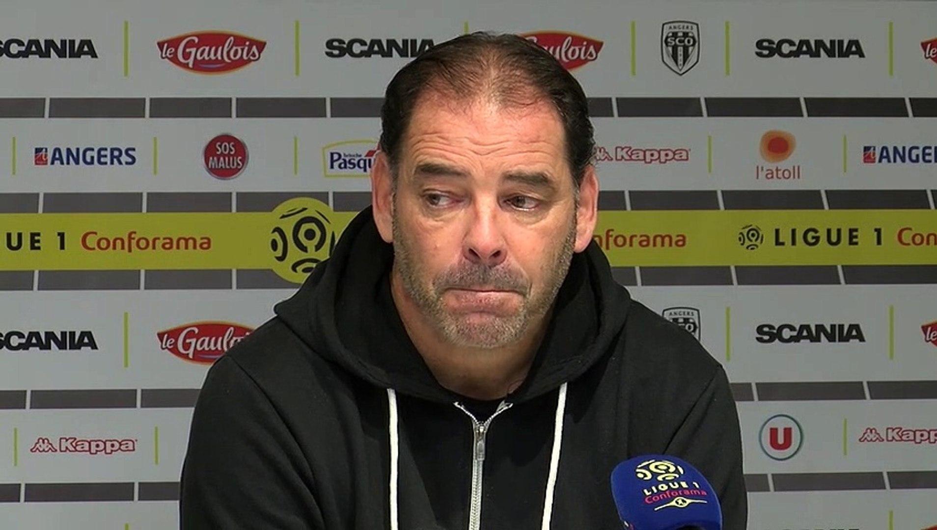 PSG/Angers - Moulin «On a joué notre chance crânement, mais pour pouvoir aller plus loin, il aurait fallu marquer un but»