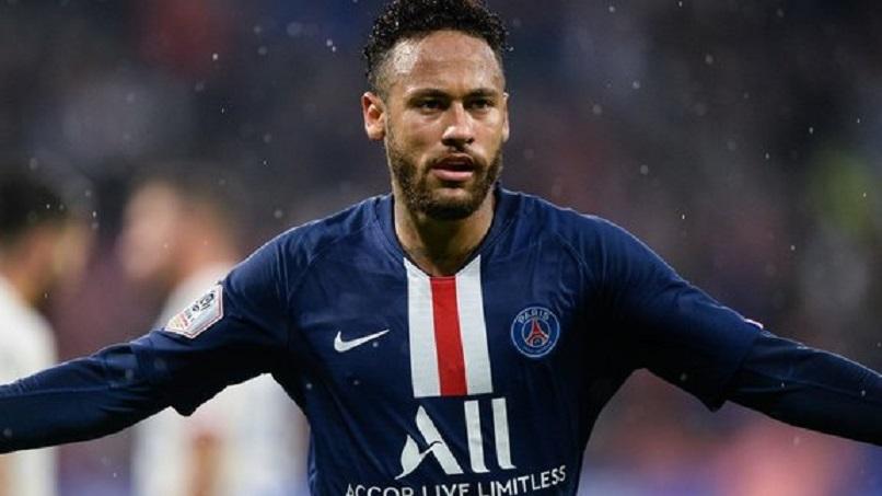 Neymar comprend les supporters — Paris SG