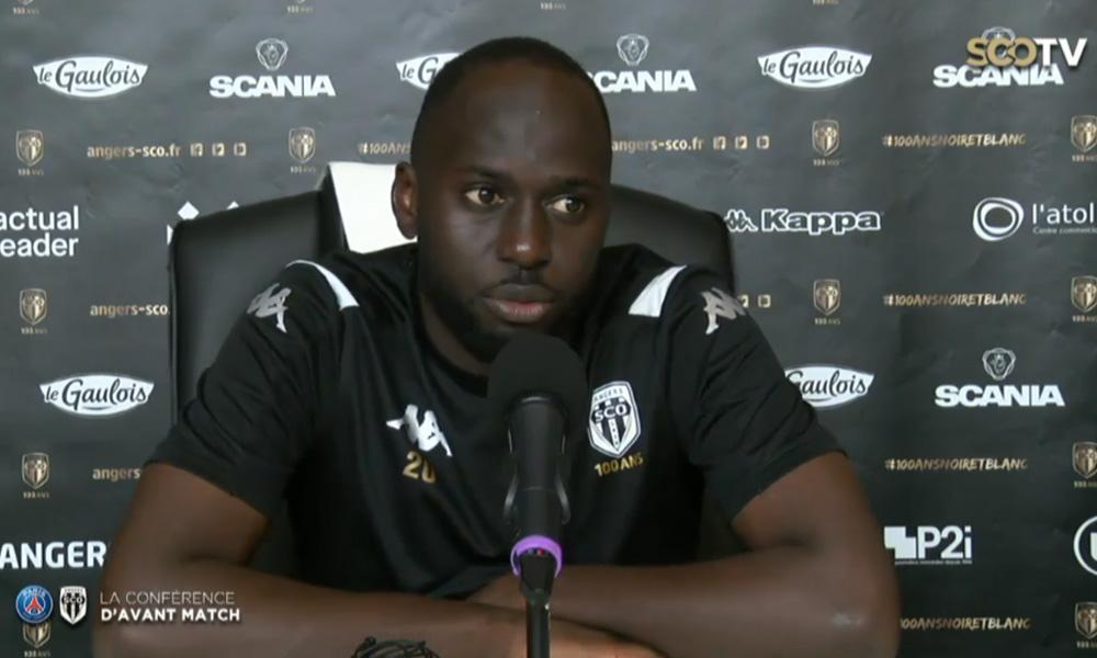 PSG/Angers - Thioub «On sait que ça va être compliqué mais ça reste un match que l'on veut gagner»