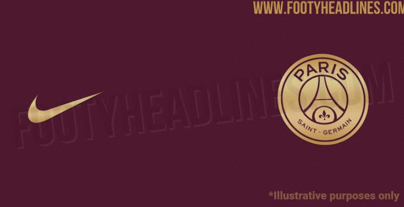 De premières indications sur le maillot third du PSG sur la saison 2020-2021 dévoilées par Footy Headlines