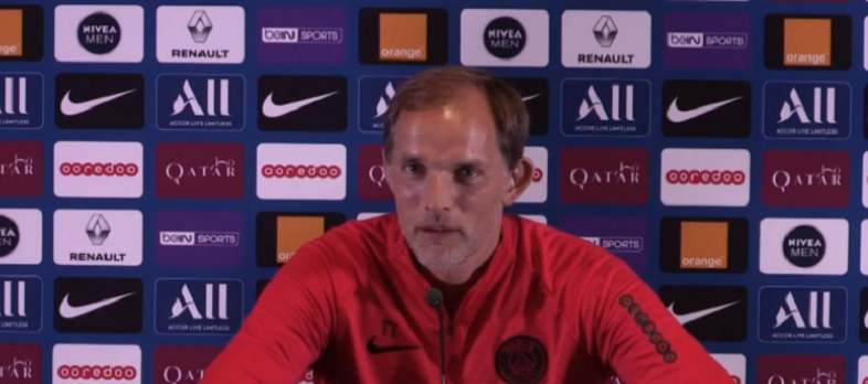 PSG/Angers - Tuchel annonce le forfait de Mbappé, Cavani et Meunier pourraient être présents