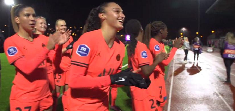 Le PSG s'impose largement à Breidablik en 8e de finale de la Ligue des Champions