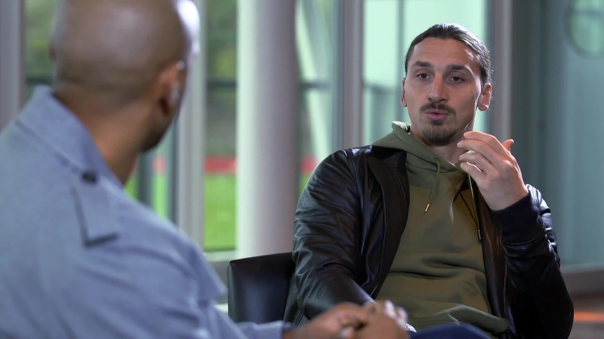 """Zlatan conseille Kylian Mbappé qui """"devra toujours bosser pour avoir plus faim que les autres"""""""