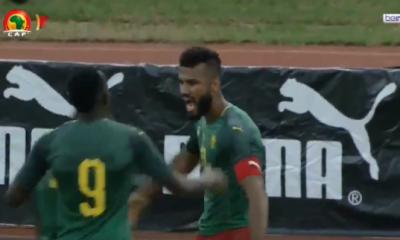 Cameroun/Cap Vert - Les équipes officielles : Choupo-Moting titulaire