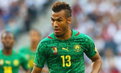 """Choupo-Moting a déclaré forfait avant le match du Cameroun au Rwanda à cause de """"douleurs lombaires"""""""