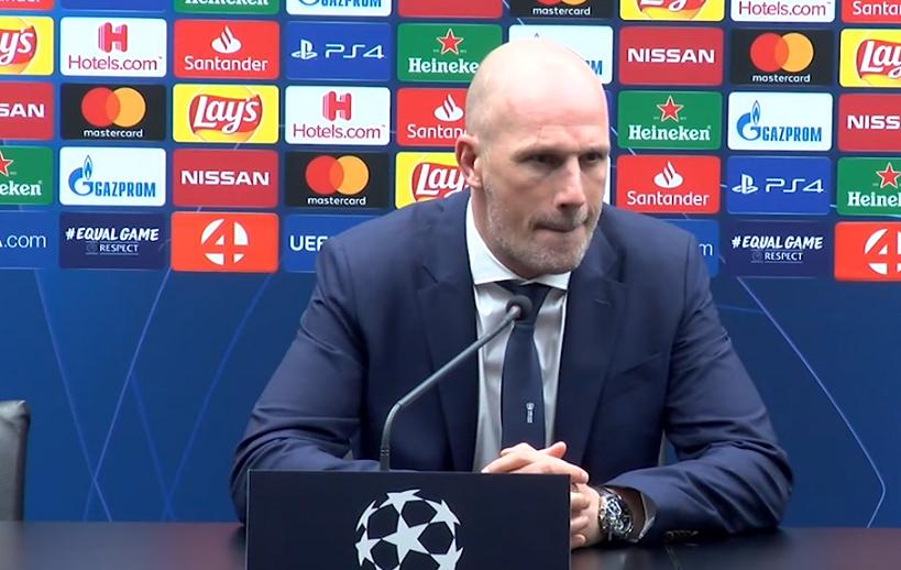 """PSG/Bruges - Clement """"Trouver un plan en avance pour faire mal au PSG n'était pas difficile en regardant leurs matchs"""""""