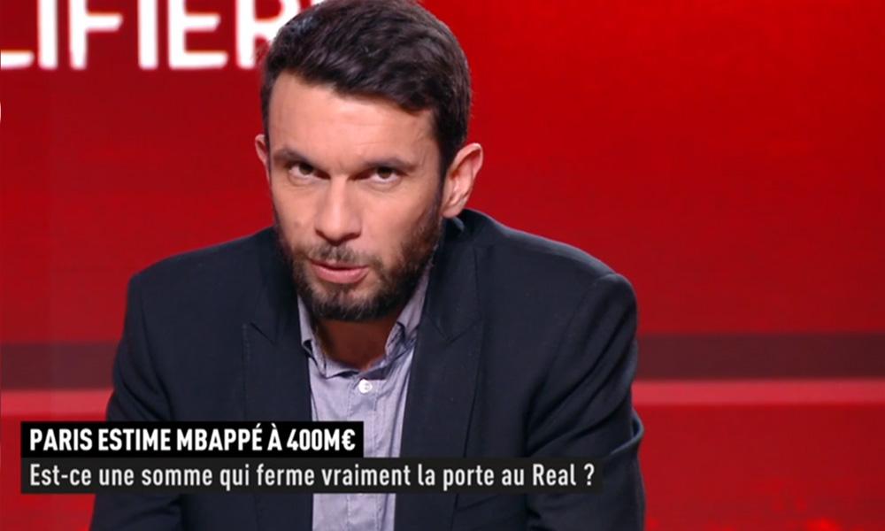"""Degorre: """"400M€ pour Mbappé... on est complètement déconnecté!"""""""