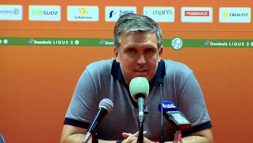 """Coupe de la Ligue - Déziré """"Recevoir le PSG, pour tout un club, tout le travail effectué et pour les joueurs, c'est extraordinaire"""""""
