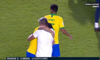 L'Equipe de France éliminée par le Brésil en demi-finale de la Coupe du Monde U17 après avoir mené 2-0