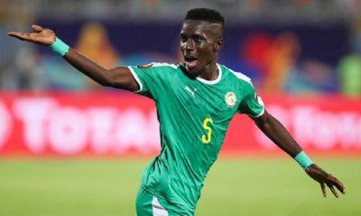 Eswatini/Sénégal - Idrissa Gueye remplaçant