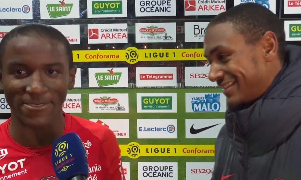 """Brest/PSG - Diallo: """"On aurait pu accrocher le nul en étant plus adroit devant le but...Icardi fait la différence"""""""