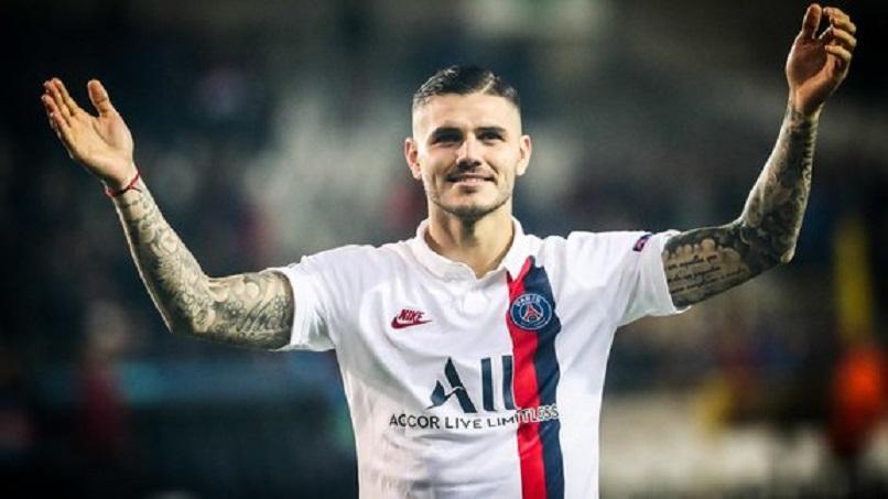 Kylian Mbappé forfait à Brest, Mauro Icardi présent — PSG