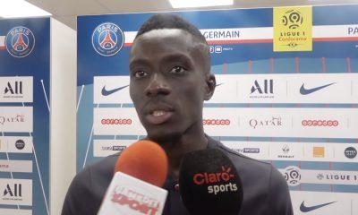 """PSG/Lille - Gueye: """"Cette victoire était importante, c'est toujours compliqué après la trêve"""""""