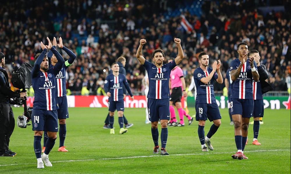 Les images du PSG ce mardi: Real/PSG, 100e et 200e match pour Mbappé et Di Maria