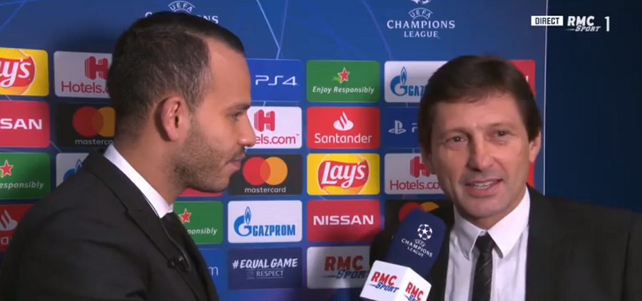Leonardo évoque la victoire contre Bruges et Tuchel, puis fait le point sur Cavani, Icardi et Mbappé