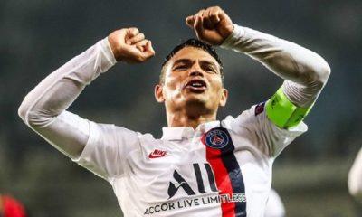 Ligue 1 - Thiago Silva élu joueur du mois d'octobre !