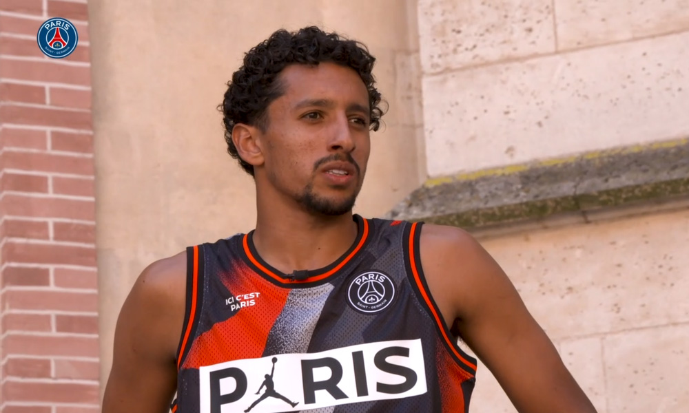 Marquinhos raconte son adaptation au milieu de terrain — PSG