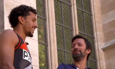 """Marquinhos """"J'essaye d'être toujours positif et de profiter du bon côté des gens"""""""