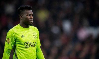 Mercato - Onana, le PSG parmi les grands clubs européens intéressés selon De Telegraaf