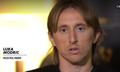 """Real Madrid/PSG - Modric """"montrer que nous sommes toujours là...Mbappé, c'est un grand joueur"""""""