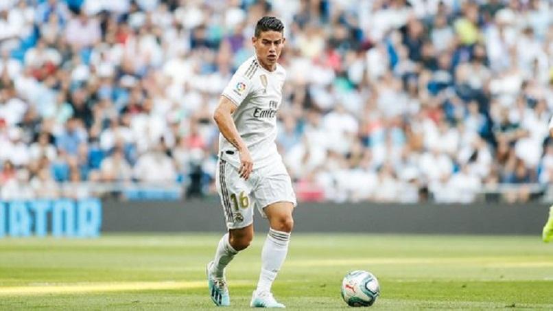 Real Madrid/PSG - James Rodriguez se dirige bien vers un forfait, indiquent L'Equipe et Le Parisien