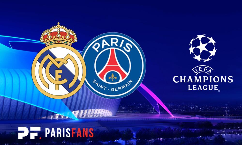 Real Madrid/PSG: les Chiffres à connaître avant la rencontre