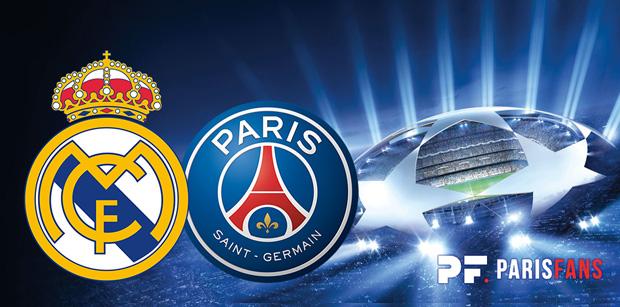 Real Madrid/PSG - Les équipes officielles : Neymar remplaçant !