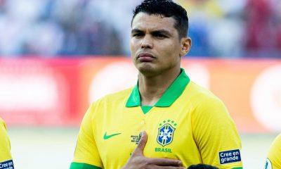 Thiago Silva capitaine lors de Brésil/Argentine, un doute sur la titularisation de Marquinhos
