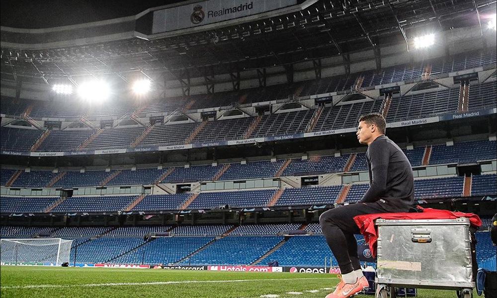 Les images du PSG ce jeudi: Interview, PSG Hand et joueurs nominés