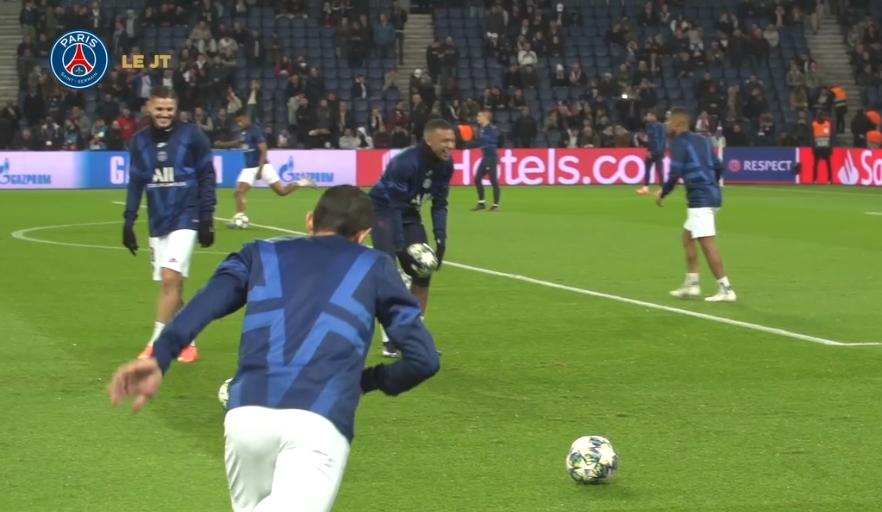 Les images du PSG ce jeudi : célébrations de la victoire contre Bruges et de la qualification