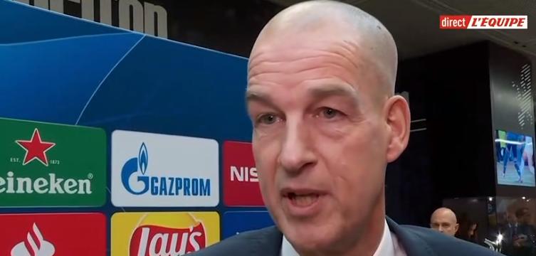 Carsten Cramer évoque le 8e de finale de Ligue des Champions contre le PSG «Ce pourrait être pire»