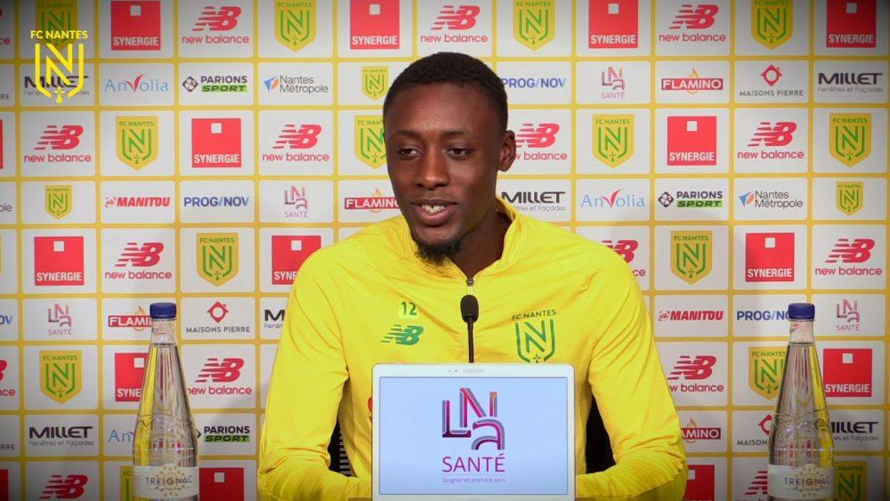 Appiah plutôt satisfait de la performance de Nantes et impressionné par des joueurs du PSG