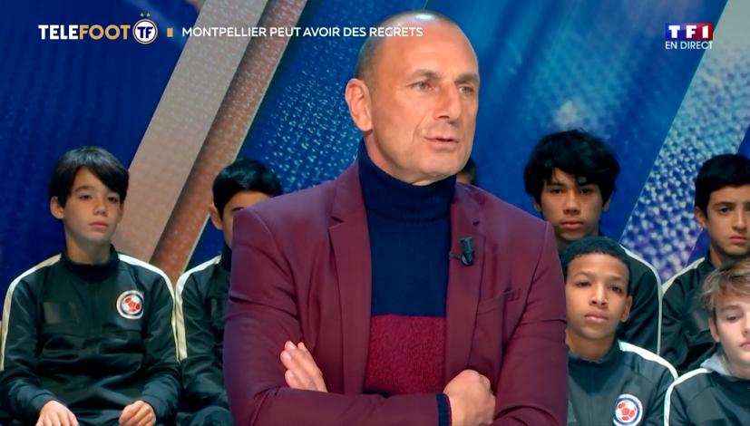 """Der Zakarian revient sur la défaite face au PSG et regrette que Neymar soit """"toujours en train de pleurer"""""""