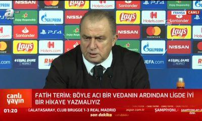 """PSG/Galatasaray - Fatih Terim: """"Le PSG est d'un tout autre niveau par rapport à nous"""""""