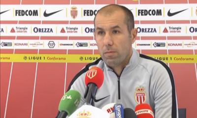Ligue 1 - L'AS Monaco a remplacé Leonardo Jardim par Robert Moreno