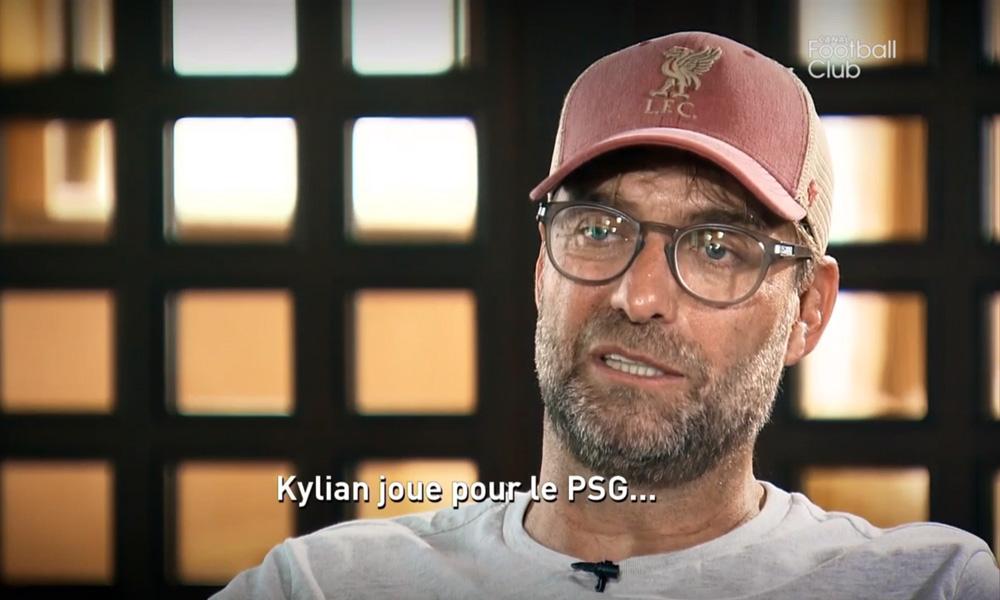 Mercato - Jürgen Klopp rêve de Kylian Mbappé mais le trouve trop cher