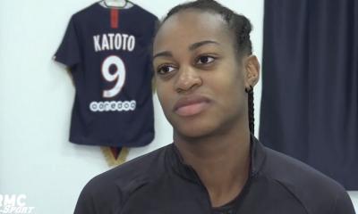 Katoto se confie sur ses débuts dans le football et son admiration pour Ronaldinho