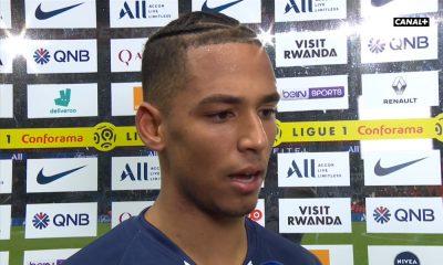 PSG/Amiens - Thilo Kehrer ambitieux juge positive la demi saison du PSG