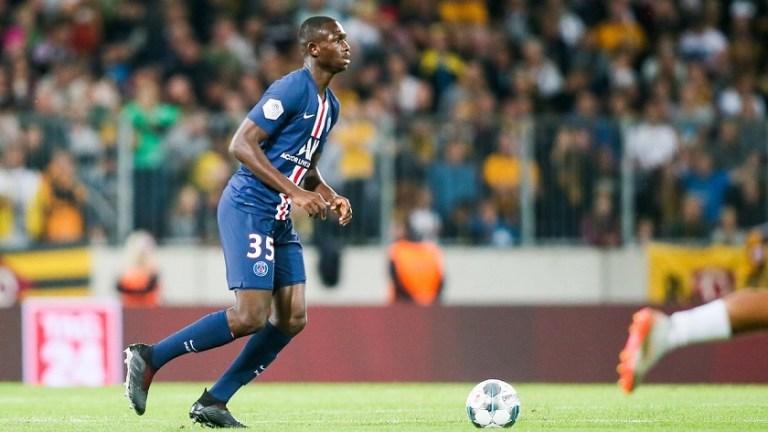 """Kouassi s'exprime sur son utilisation au milieu de terrain et la """"confiance du club"""""""