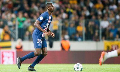 Kouassi et le PSG n'ont pas d'accord pour un premier contrat professionnel, plusieurs clubs veulent en profiter selon L'Equipe