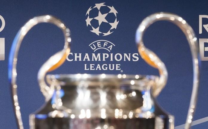 Les probabilités pour chaque club de se rencontrer en 8e de finale de la Ligue des Champions