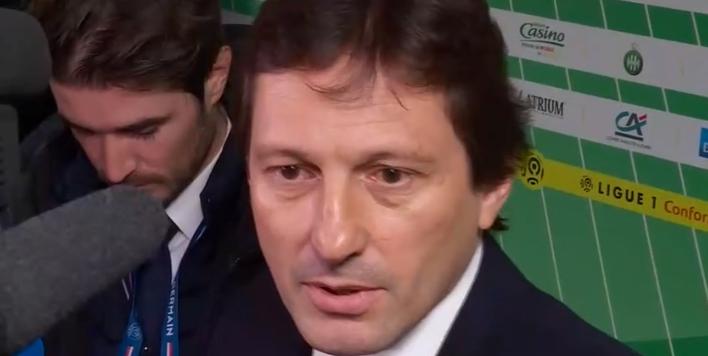 Leonardo se confie à propos du système de jeu, du mercato, des jeunes, de Neymar et répond à L'Equipe pour Tuchel