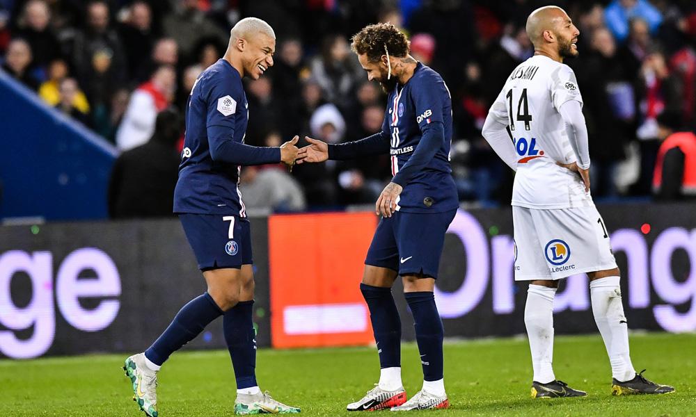 Résumé PSG/Amiens (4-1): La vidéo des buts et temps forts parisiens