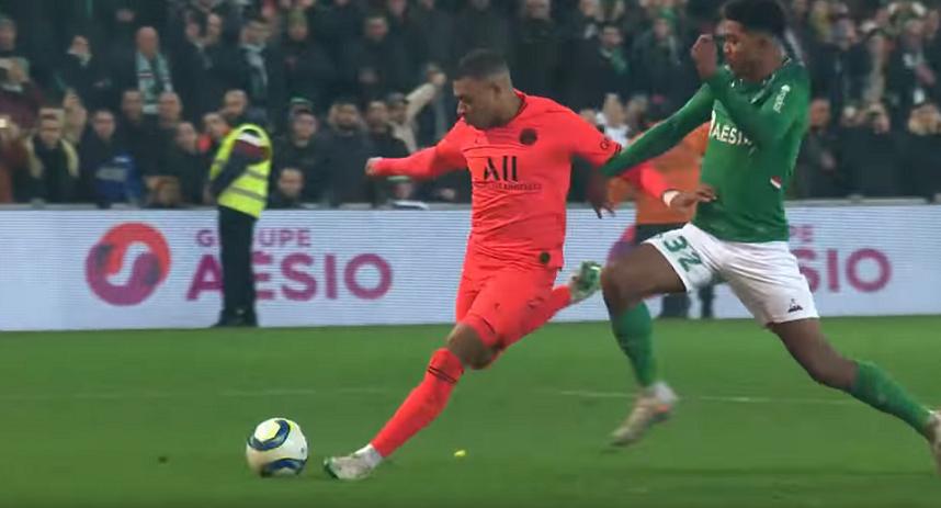 Mbappé a battu un record en Ligue 1 lors de la victoire du PSG à Saint-Etienne
