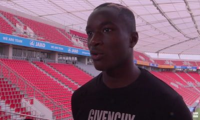 """Le PSG ira loin en Ligue des Champions cette saison d'après Moussa Diaby, qui le suit encore """"comme un supporter"""""""