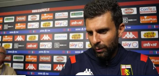 Officiel - Thiago Motta a été limogé du poste d'entraîneur du Genoa