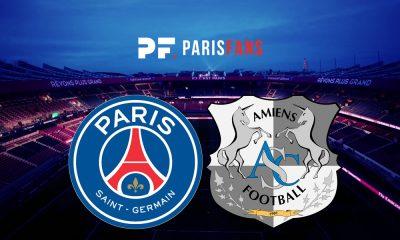 PSG/Amiens - Les équipes officielles : Verratti sur le banc, Marquinhos au milieu