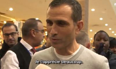 """Pauleta """"Le plus important, c'est que Cavani continue d'être un grand joueur, un joueur important pour le club."""""""