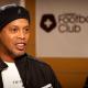 Ronaldinho fait l'éloge de Neymar et Mbappé